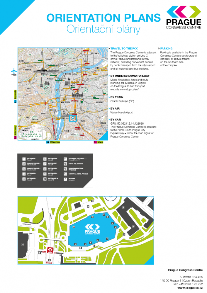 Prague Metro Map Pdf.Prague Congress Centre Praguecc Cz