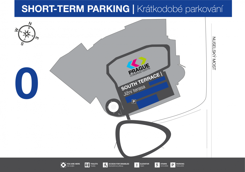Short-term parking in PCC