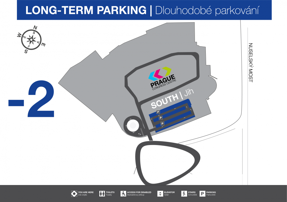 Long-term parking in PCC